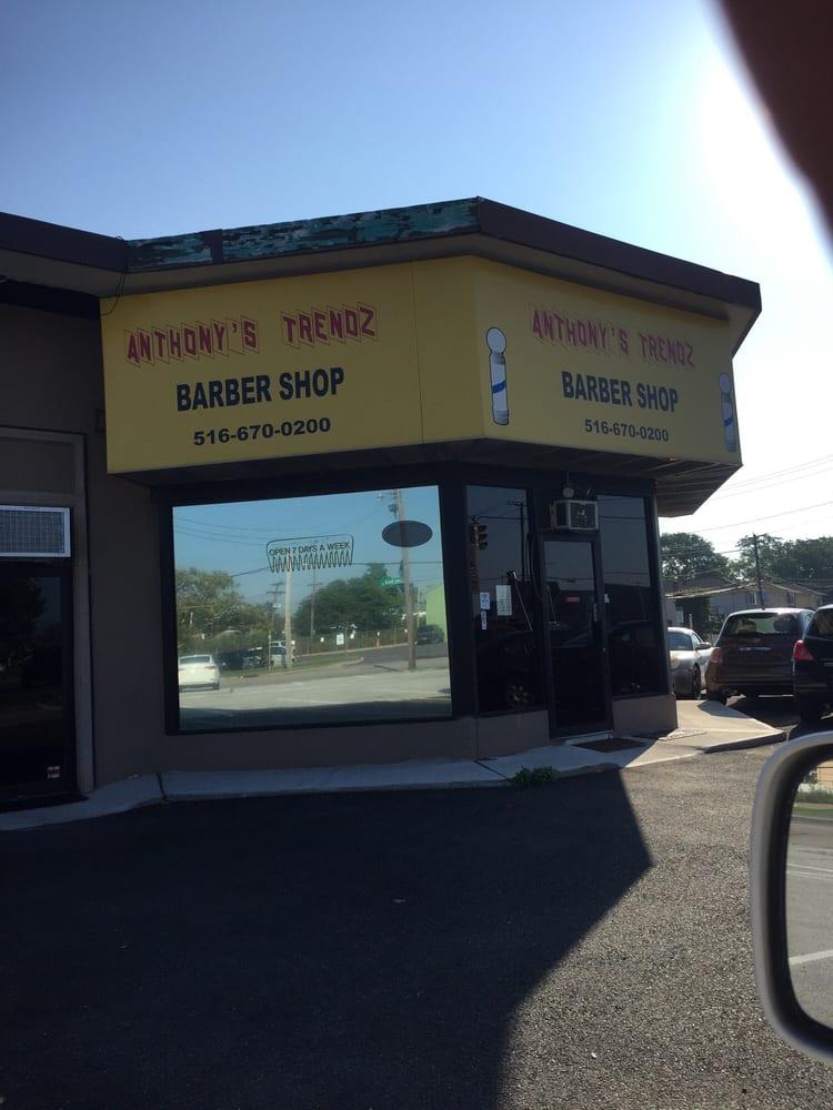Anthony's Trendz Barbershop: 4540 Austin Blvd, Island Park, NY