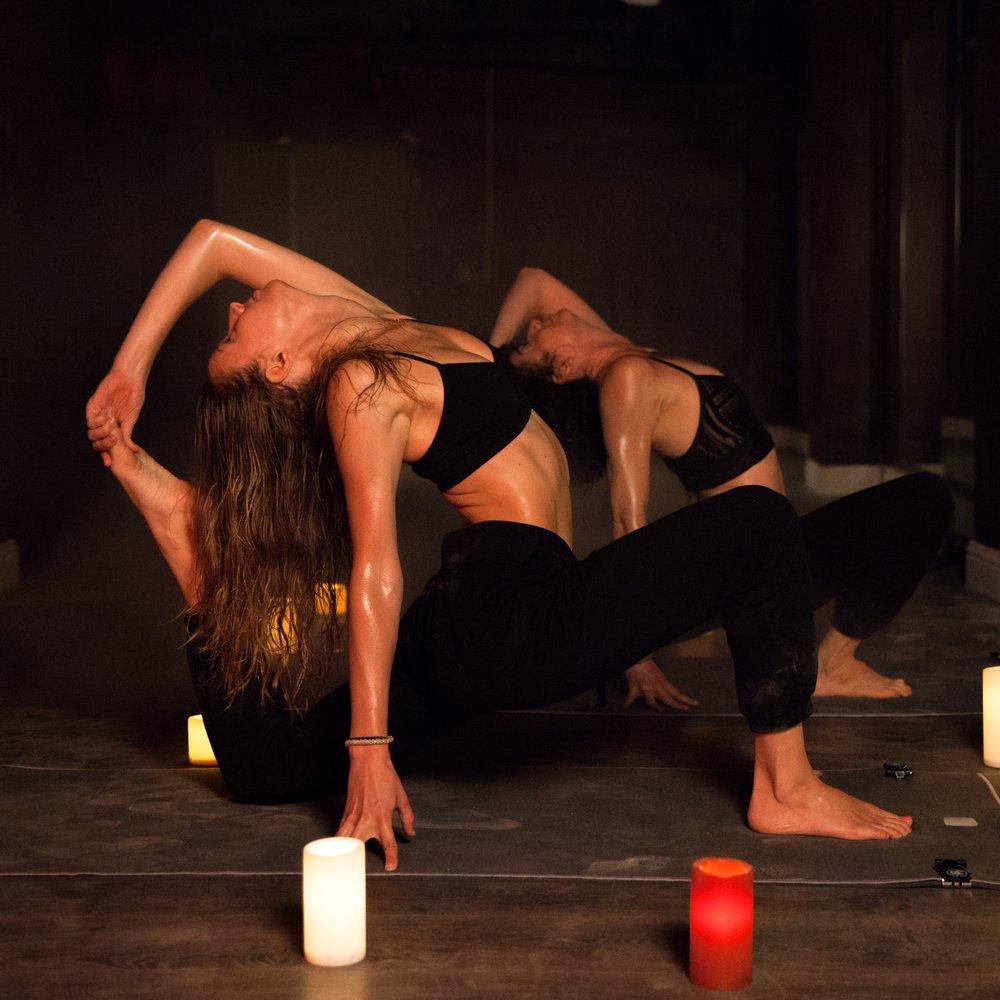 Ritual Hot Yoga - Chicago: 750 N Franklin St, Chicago, IL