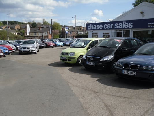 Used Car Dealers In Cannock