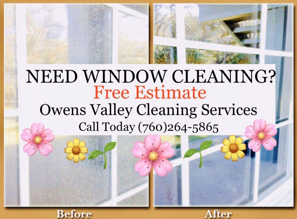 Owens Valley Cleaning Services: 791 N Tu Su Ln, Bishop, CA
