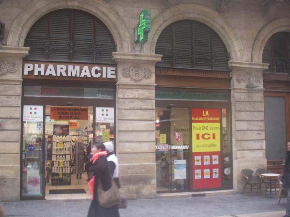 Pharmacie principale 12 reviews pharmacies 10 rue for Hotel rue lafaurie monbadon bordeaux