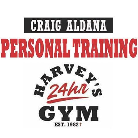 Social Spots from Craig Aldana, Personal Trainer - Harvey's Gym