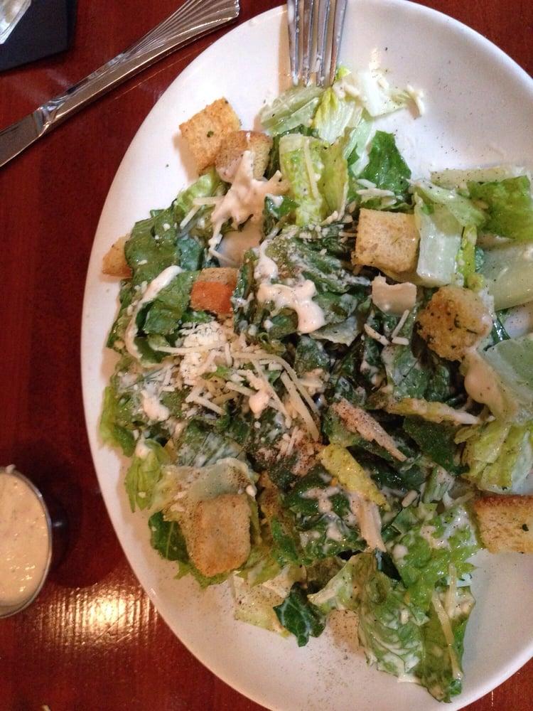 Caesar salad yelp for Mitchells fish market tampa