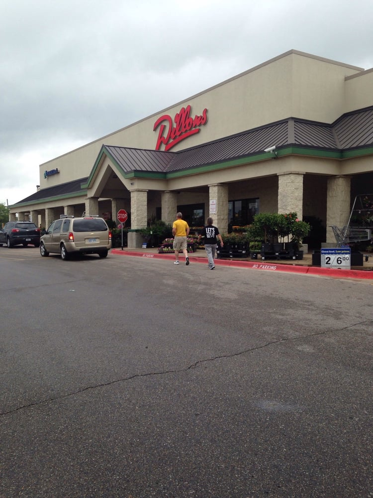 Dillon's: 5500 E Harry St, Wichita, KS
