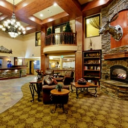 Photo Of Holiday Inn Express Suites Kalispell Mt United States