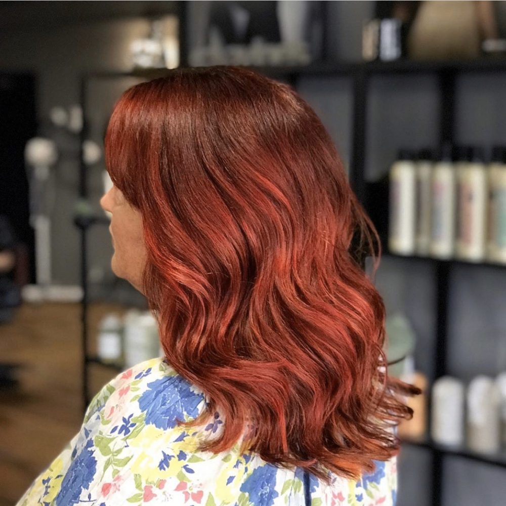 Rust & Ruby Salon and Barber: 606 S Weinbach Ave, Evansville, IN