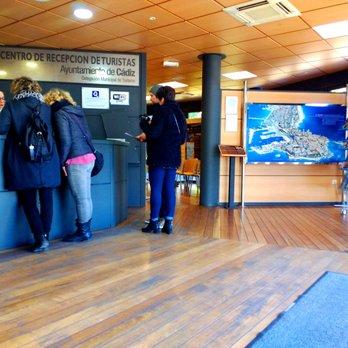 Oficina turismo de c diz landmarks historic buildings for Oficina turismo cadiz