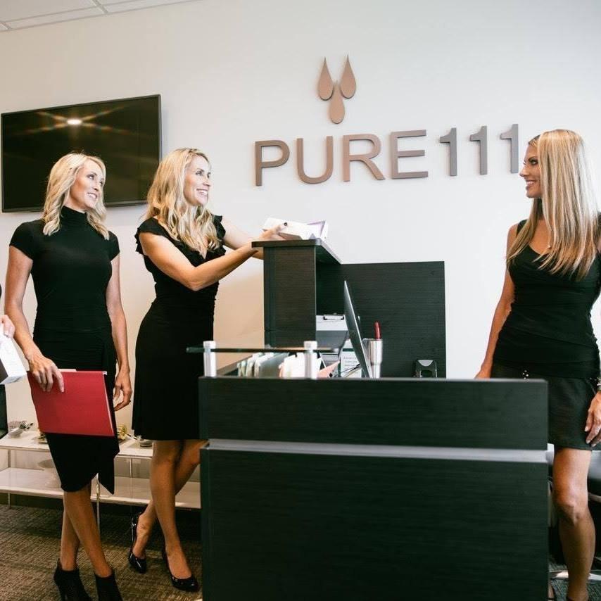 Pure111: 1405 N Green Mount Rd, O'Fallon, IL