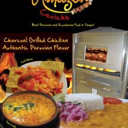Amazon Ceviche Bar Grill Closed Argentine 4810 E