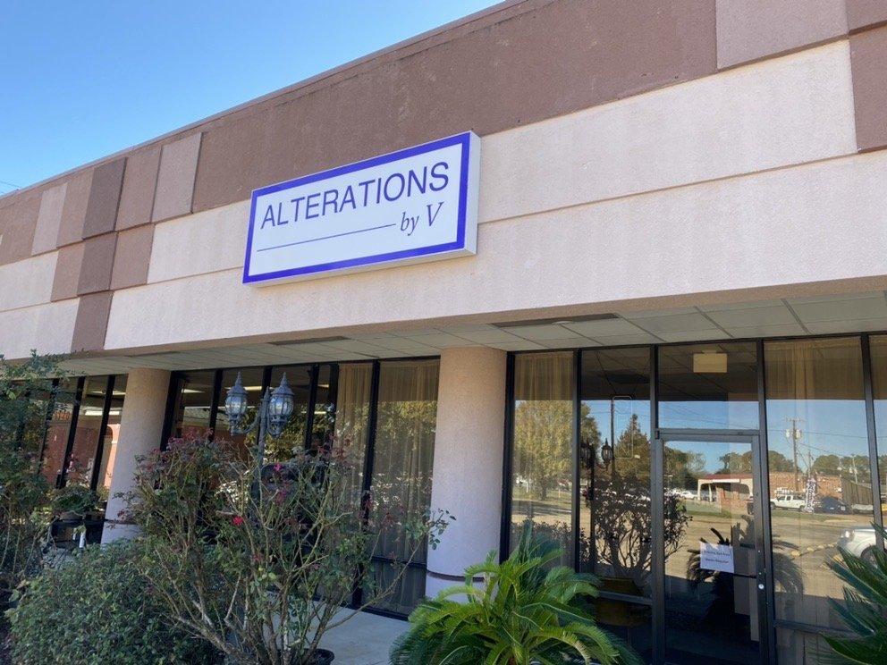 Alterations By V: 1316 Peterman Dr, Alexandria, LA