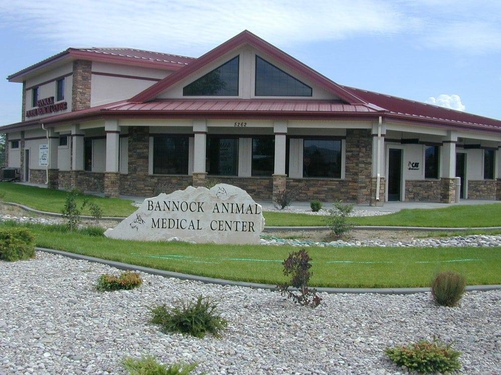 Bannock Animal Medical Center: 5262 N Yellowstone, Pocatello, ID