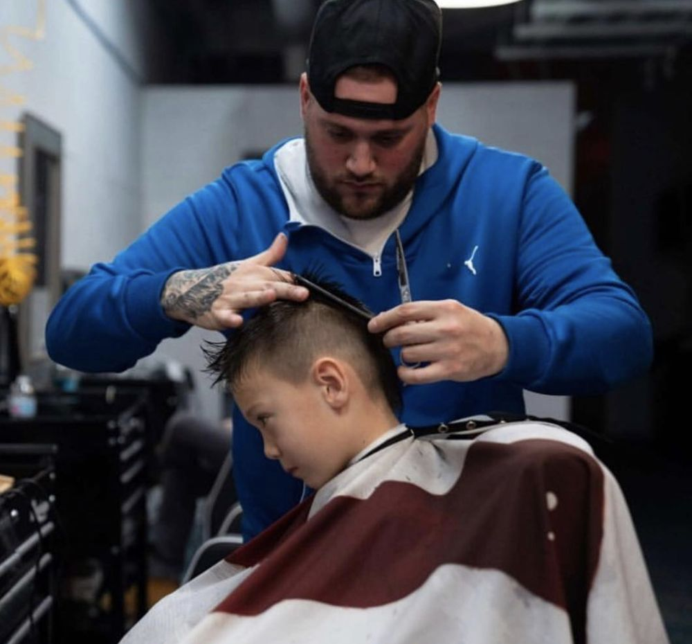 The Barbershoppe: 10 Broadway Rd, Trumbull, CT