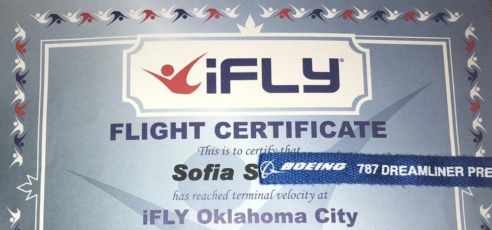 iFLY Indoor Skydiving - Oklahoma City: 13600 Pawnee Dr, Oklahoma City, OK