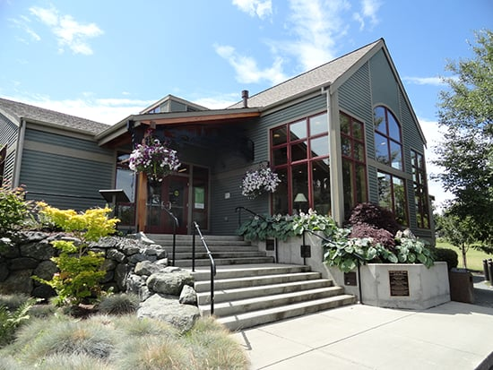 Coupeville Library: 788 NW Alexander, Coupeville, WA