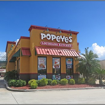 Popeyes Louisiana Kitchen popeyes louisiana kitchen - 11 photos & 18 reviews - chicken wings