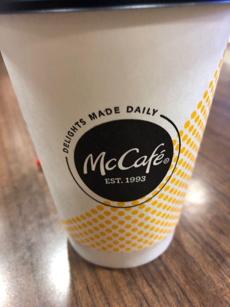 McDonald's: 110 W 4th St, Adel, GA