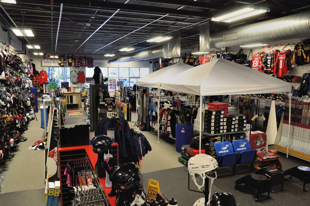 The Hockey Haven Superstore