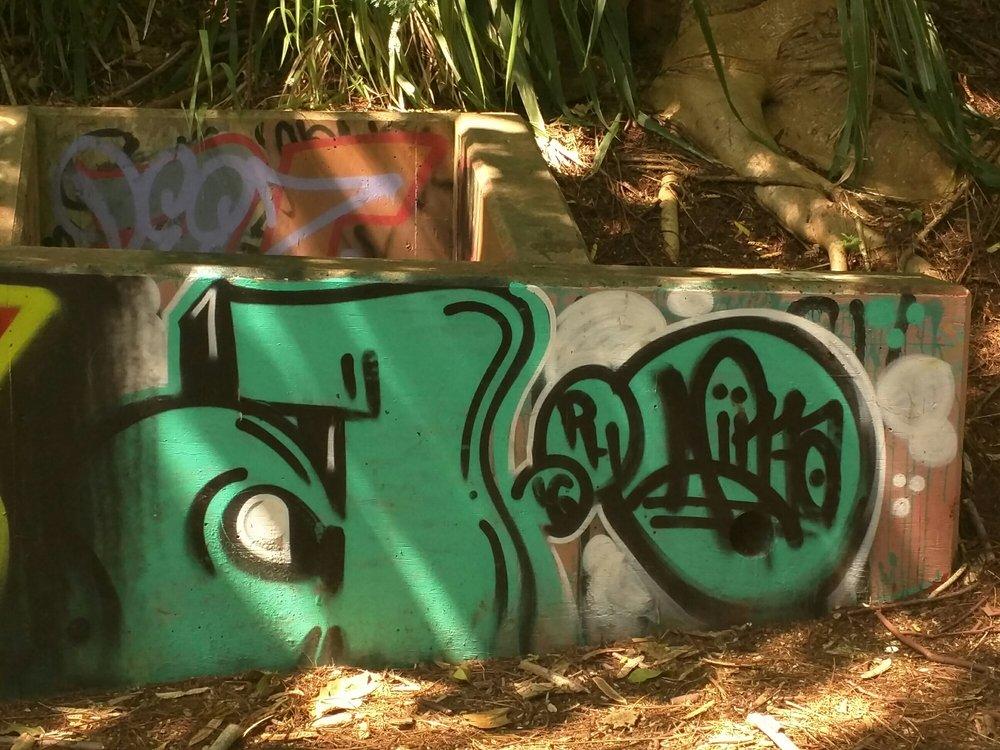 Social Spots from Hau'ula Loop Trail