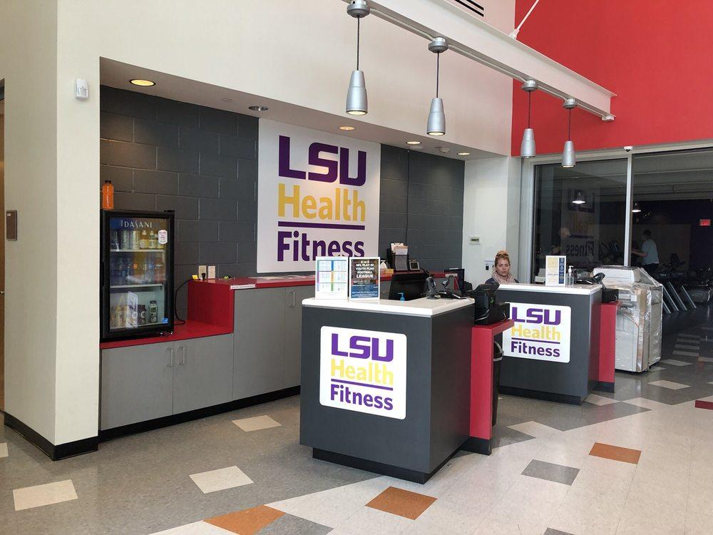 LSU Health Fitness