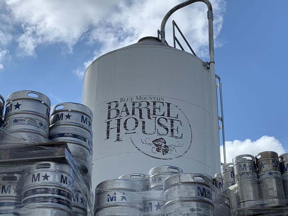 Blue Mountain Barrel House: 495 Cooperative Way, Arrington, VA