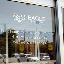 Eagle Family Medicine Guilford College Family Practice 1210