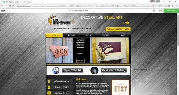 Kali Digital Web Design 40 Commons Way Kalispell, MT Website