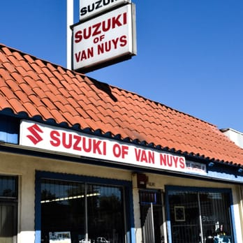 Suzuki Motorcycle Dealer Van Nuys