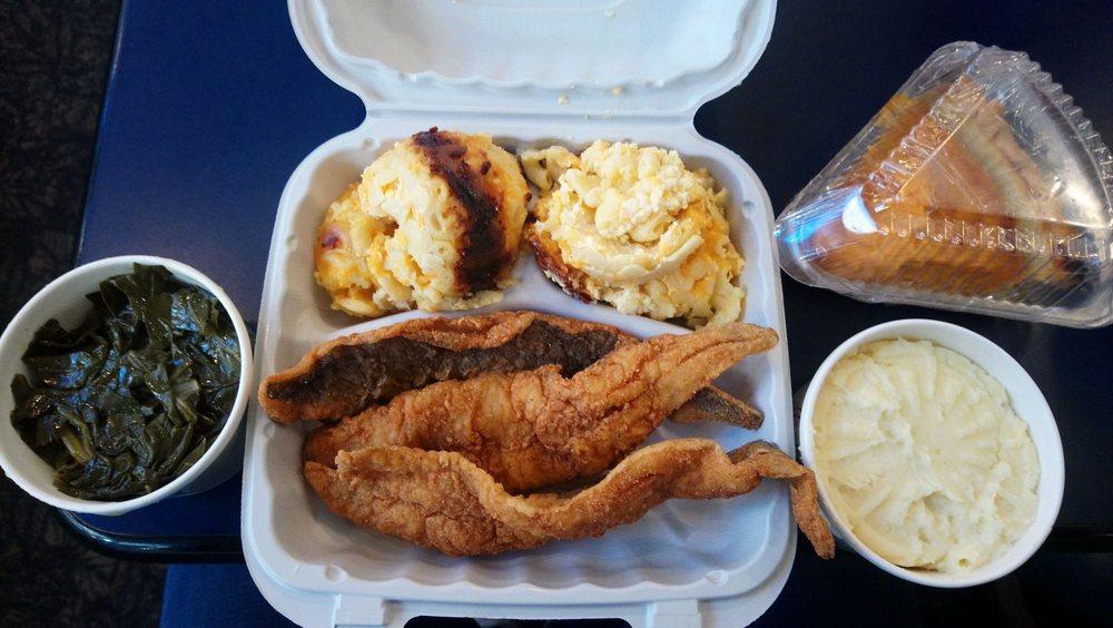 Saint's Paradise Cafeteria: 601 M St NW, Washington, DC, DC