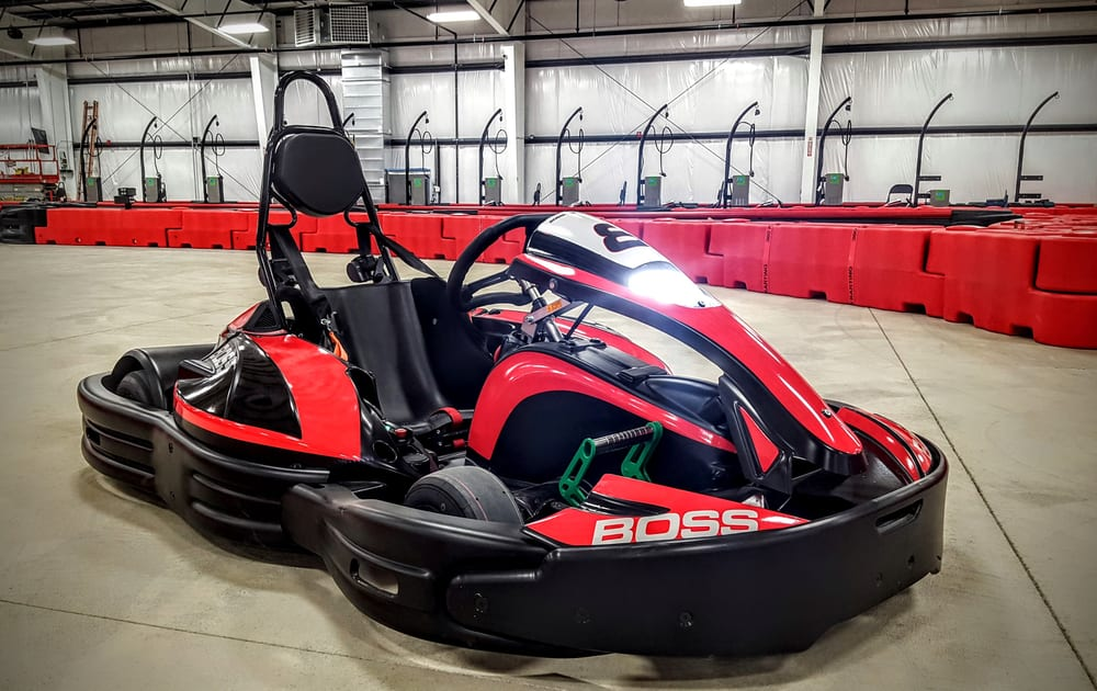 Go Karts Cleveland >> Sodi Rtx Electric Karts High Tech High Torque And No Smell These