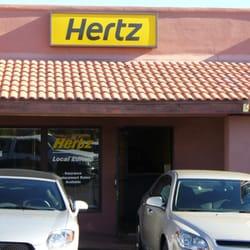 Hertz Rent A Car Car Rental 11803 North Saguaro Blvd Fountain