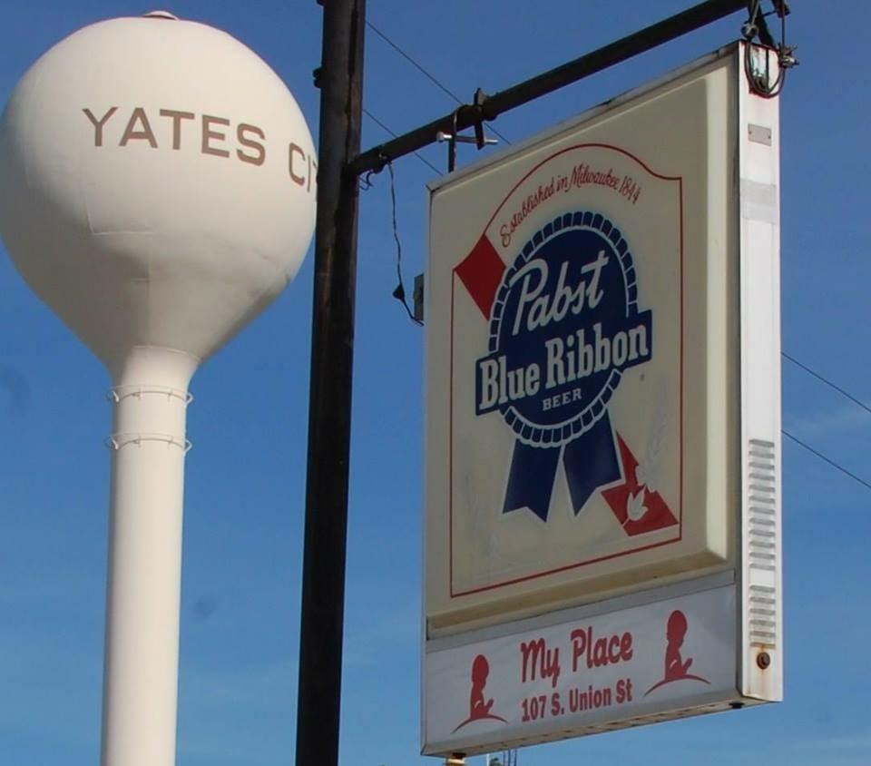 My Place: 107 S Union St, Yates City, IL