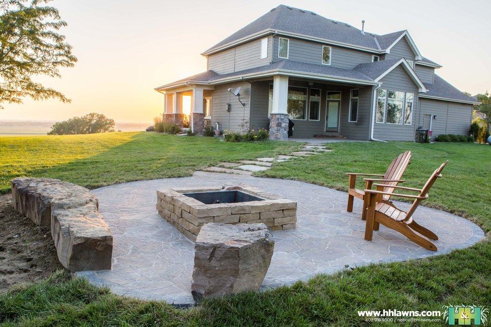 H&H Lawn & Landscape: 17907 Storage Rd, Omaha, NE