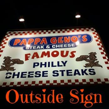 Photo of Pappa Geno's Steak & Cheese - Houston, TX, United States