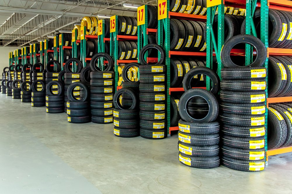 The Tire Place USA: 158 NW 1st St, Deerfield Beach, FL