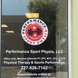 Performance Sport Physio - 11 Photos - Physical Therapy - 3700