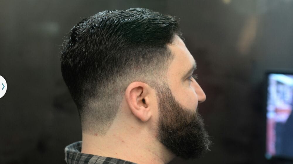 Beard Low Fade Yelp