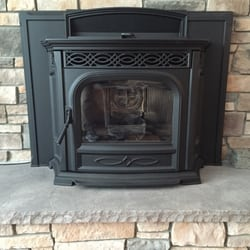 Photo Of Hearth Designs Hooksett Nh United States Harman Accentra Pellet Stove