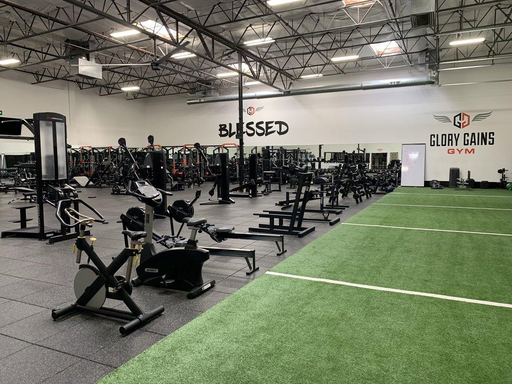Glory Gains Gym