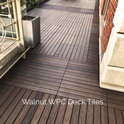 Photo Of Outdoor Floors Toronto On Canada Walnut Composite 2x1 Foot