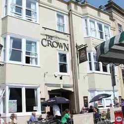Photo Of The Crown Hotel Glastonbury Somerset United Kingdom