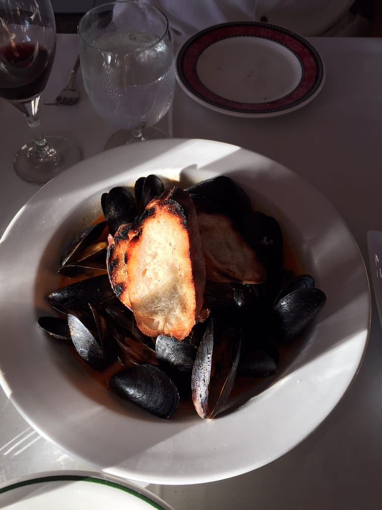 Tabasco tequila mussels best mussels i 39 ve ever had 1 for One fish two fish restaurant