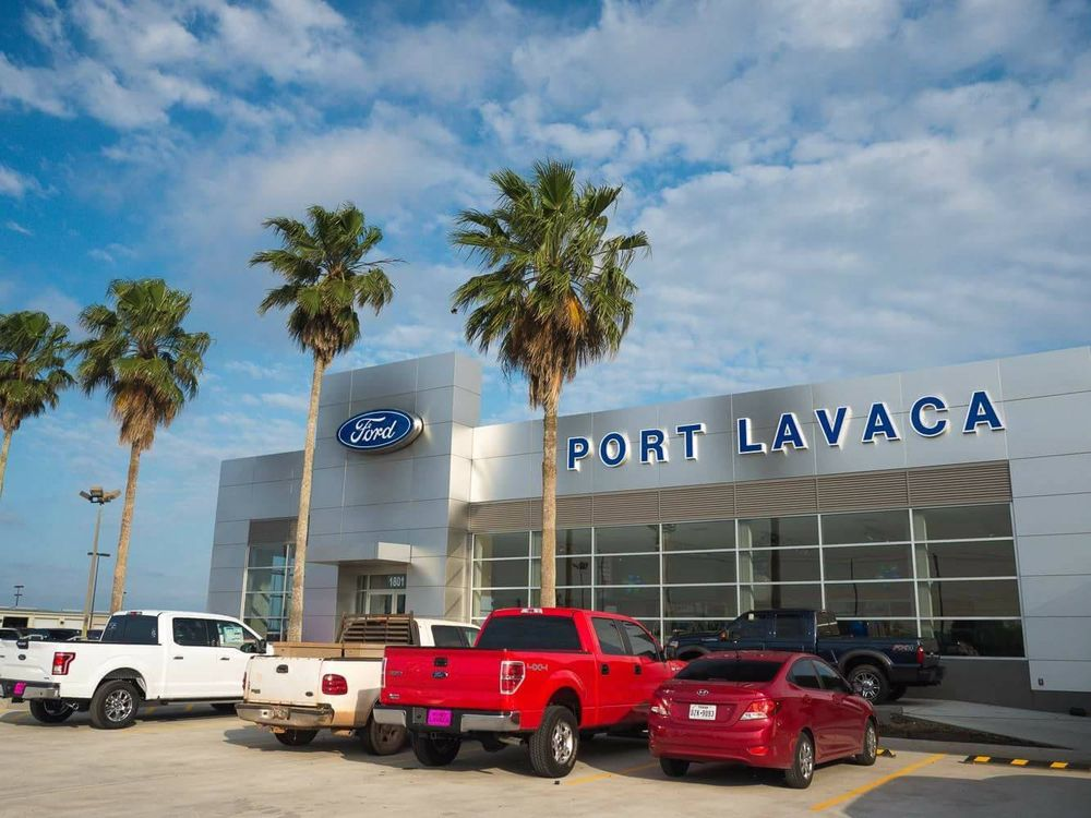 Port Lavaca Ford: 1801 Highway 35 S, Port Lavaca, TX