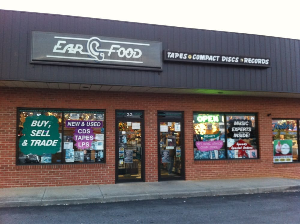 Earfood the Record Store: 22 Weems Ln, Winchester, VA