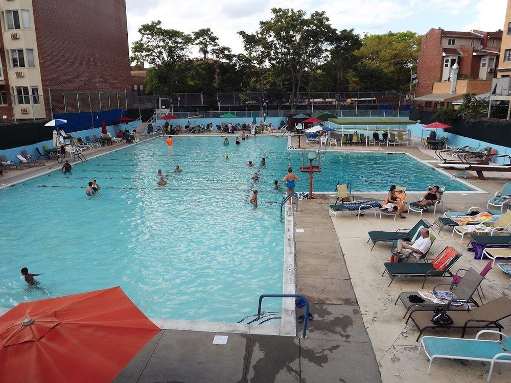 North Flushing Pool Club: 14101 32nd Ave, Flushing, NY