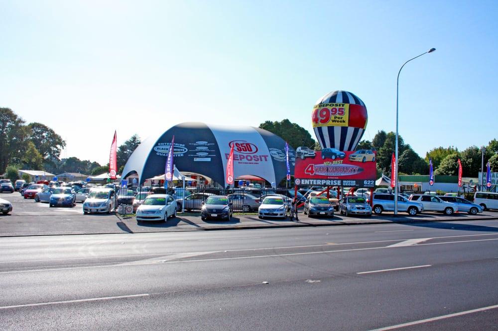 Enterprise Car Dealers Manukau