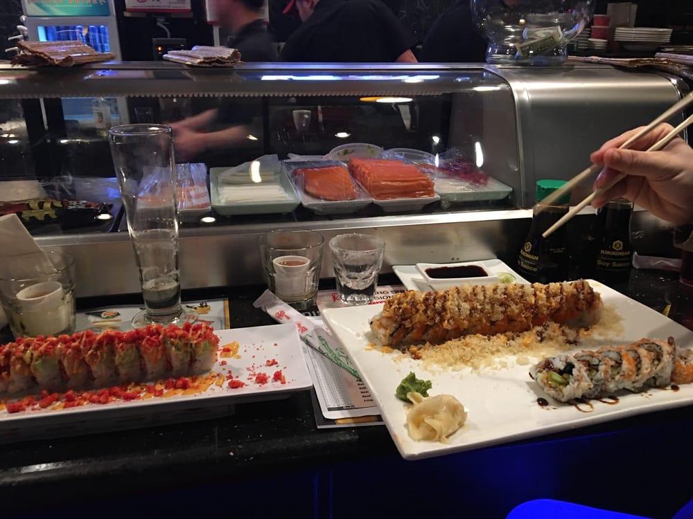 Rising sun sushi fusion restaurant 100 photos 121 for Asian fusion cuisine restaurants