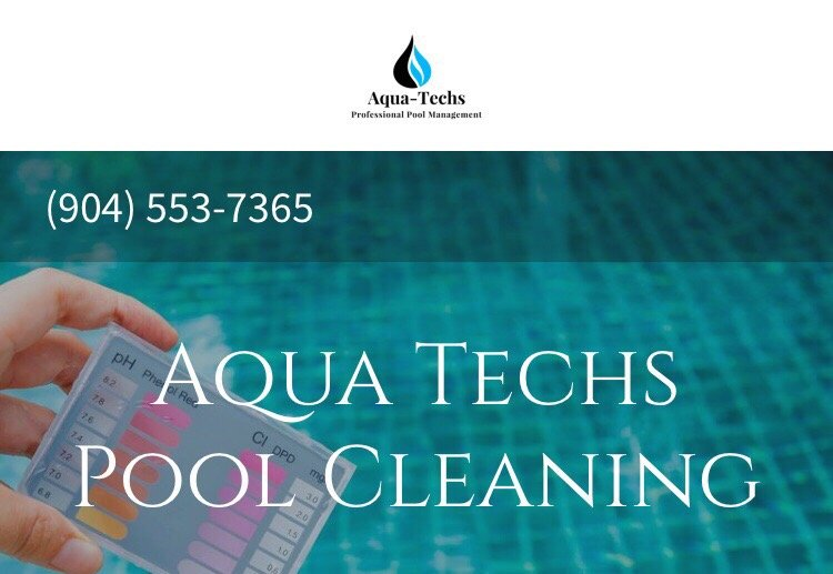 Aqua Techs Professional Pool Management