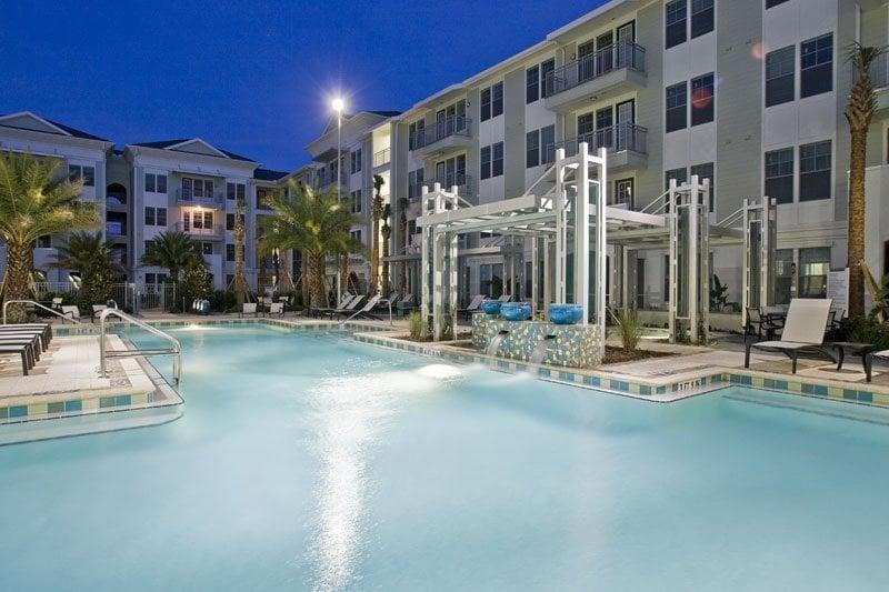 Aqua At Millenia Apartments Orlando Fl