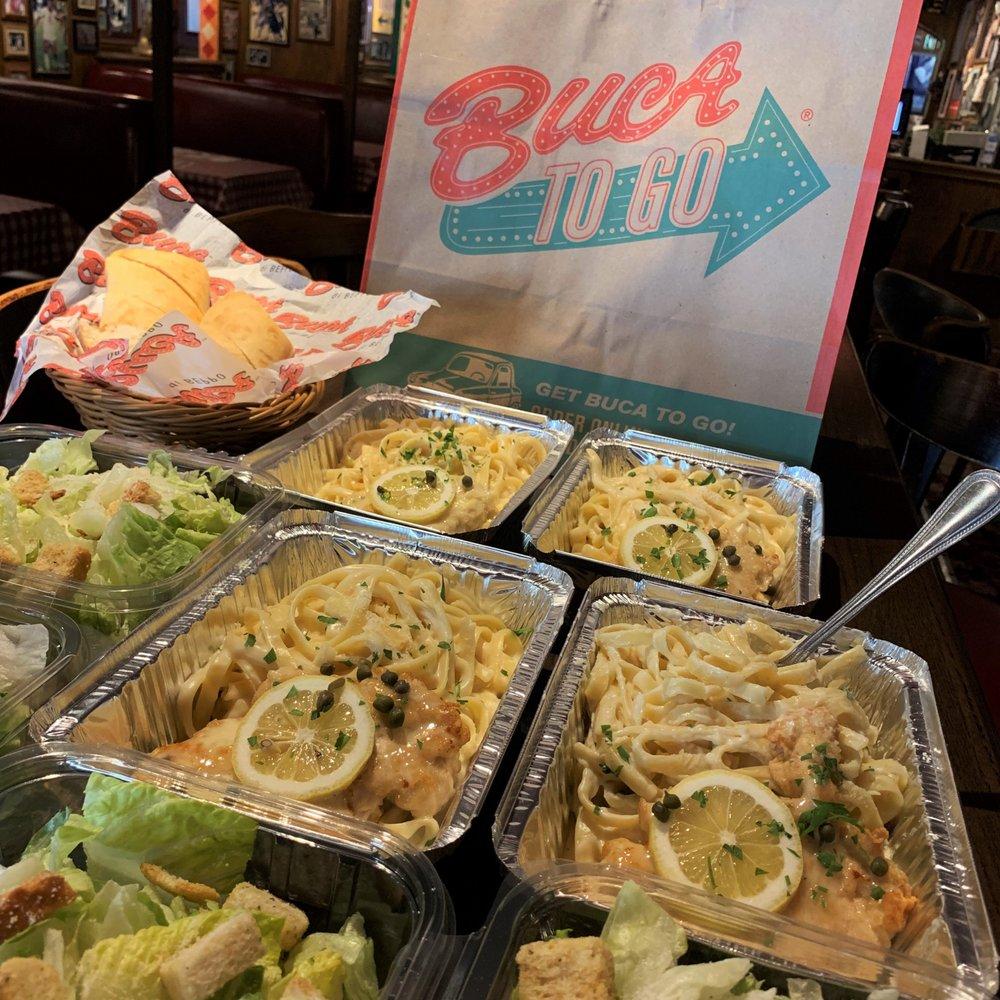 Buca di Beppo Italian Restaurant: 1609 E Imperial Hwy, Brea, CA