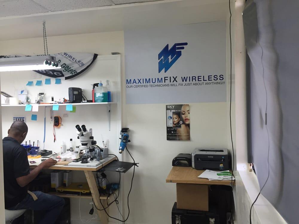 MaximumFix Wireless: 18250 NW 2nd Ave, Miami Gardens, FL